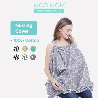 MOOIMOM Nursing Cover Apron Menyusui