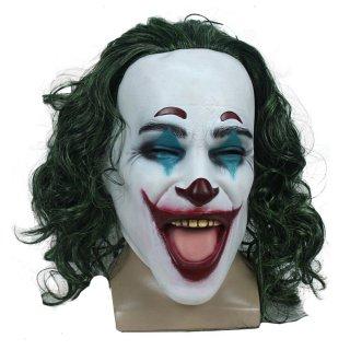 Topeng Joker Joker Joker Bahan Latex untuk Joker