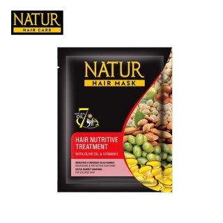 Natur Hair Mask Olive Oil & Vitamin E