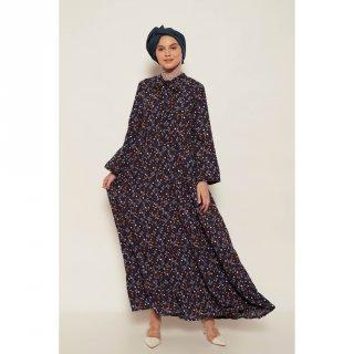 SUQMA Litzey Dress Indigo