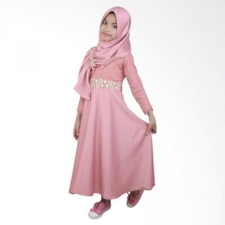 Long Dress Pesta Muslim