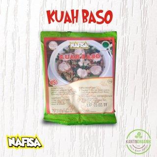 Kuah Baso Nafisa Bumbu Instan