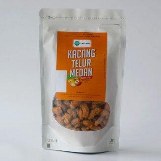 Omiyago Kacang Telur Medan Daun Jeruk