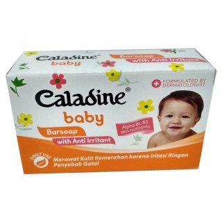 Caladine Baby Barsoap with Anti Irritant
