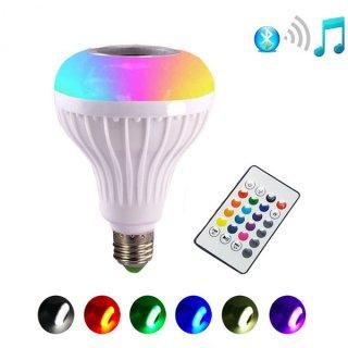 RGBW Bluetooth Smart LED Light E27 15W