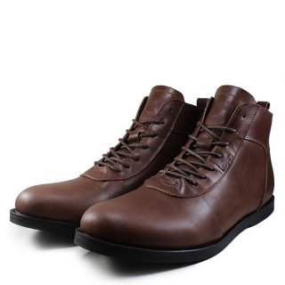 Sauqi Brodo Boots Casual Brown