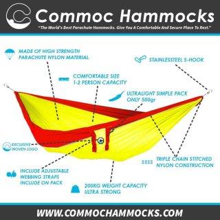 Hammock Original Product By Commoc Hammocks
