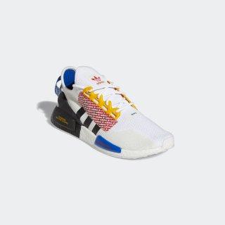 Adidas Originals NMD_R1 V2 Shoes Pria Putih FZ4825