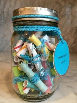 365 Message Jar