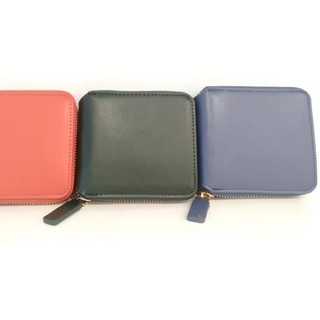 Simple Zippered Wallet Miniso
