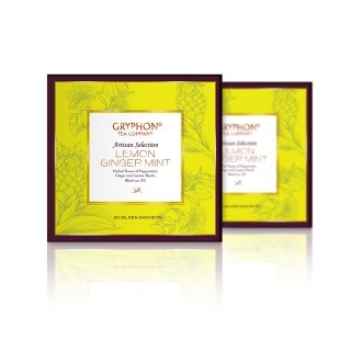 Gryphon Artisan Tea Lemon Ginger Mint