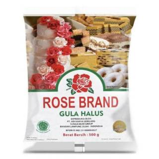 Rose Brand Gula Halus