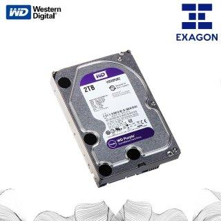 "WD Purple 2TB 3.5"" Harddisk Internal"