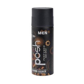 Posh Men Brown Legacy Body Spray