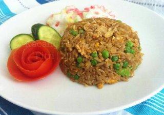 Nasi Goreng Kacang Polong