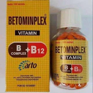 Betominplex Vitamin B Complex