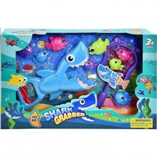 Shark Grabber / Mainan Pancing Pancingan / Mainan Mandi