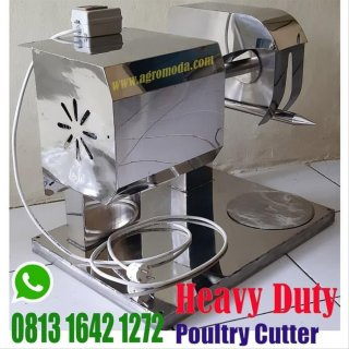 Mesin Potong Ayam Heavy Duty Poultry Cutter