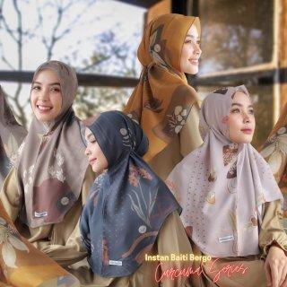 Instan Baiti Curcuma | Hijab Instan