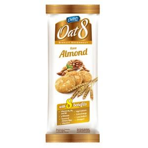 Biskuit Oat 8 Rasa Kacang Almond