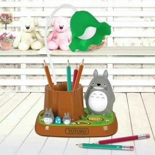 Lampu Meja Anak, Lampu Tempat Pena Totoro