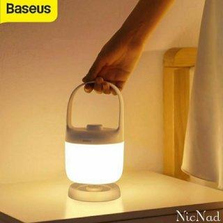 Baseus Moon-White Series Lampu Tidur LED