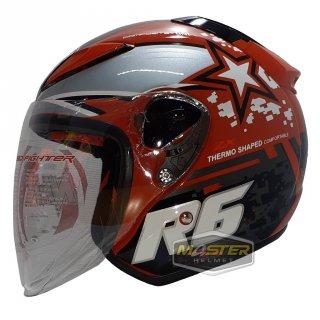 Helm NHK halfface NHK R6