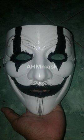 """Topeng Anonymous Custom """"Joker Hitam V1"""""""