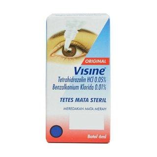 Visine Obat Tetes Mata Merah