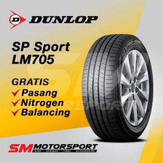 Dunlop SP Sport LM705 205/70 R14