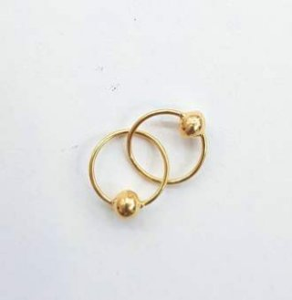 Anting Bayi Emas / Gold 18K (750)