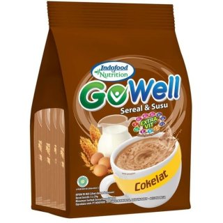 GOWELL Sereal Susu COKLAT