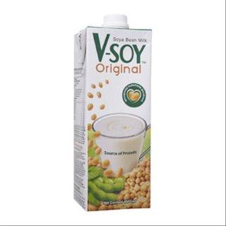 Susu Kedelai V-Soy Original