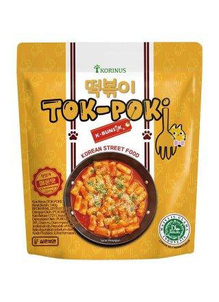 TOK-POKI (Kue Beras) Korean Street Food