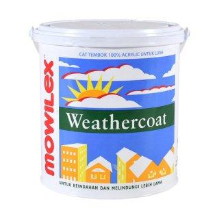 Mowilex Emulsion Weathercoat Tinting Cat Tembok 20 L