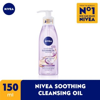 Nivea Soothing Cleansing Oil