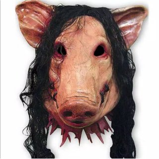 Topeng Babi Mask Party