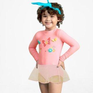Baju Renang Anak Perempuan Lee Vierra Butterfly