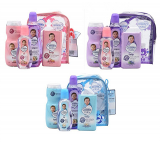 Cussons Baby Mini Bag Set Perlengkapan Bayi