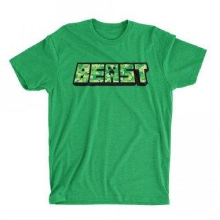 Kaos / T-Shirt - Youtuber Mr Beast Frosted Beast Tee