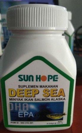 Sunhope Deep Sea DHA EPA