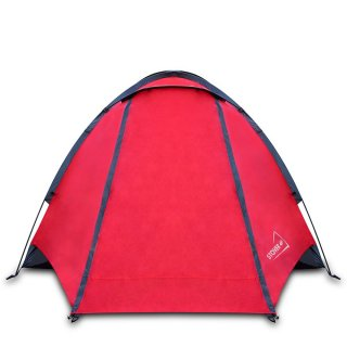 Eiger Stover 4P Tent - Red