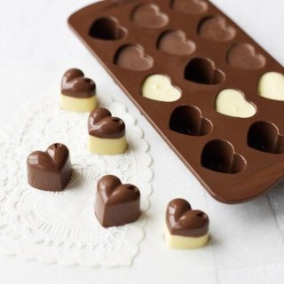 1. Coklat Handmade Sebagai Bentuk Rasa Sayang