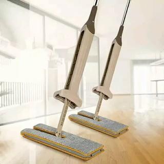 Double Sided Lazy Mop / Alat Pel Canggih