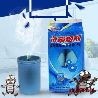 Set Insektisida Asap Untuk Umpan Kecoa