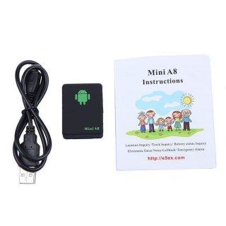 GPS ANTI MALING Mini A8 GPS Tracker