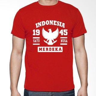 Crion Indonesia Merdeka 1945 Atasan Pria
