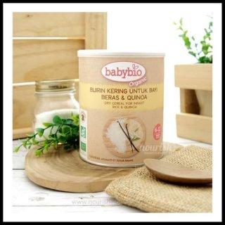 Babybio Organic Vanilla Cereals