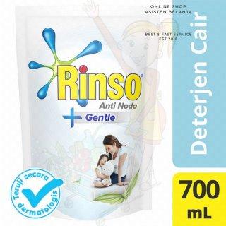 Rinso Gentle Detergen Cair