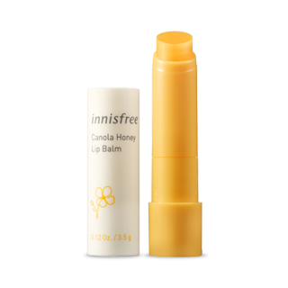 Innisfree Canola Honey Lip Balm Pelembab Bibir